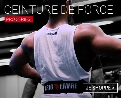 Eric Favre Sport Ceinture de Force