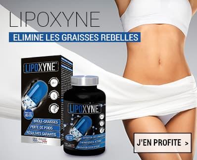 Lipoxyne Bruleur De Graisse Liporeducteur