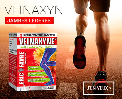 Veinaxyne jambes légères
