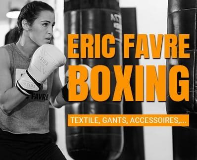 Eric Favre boxing