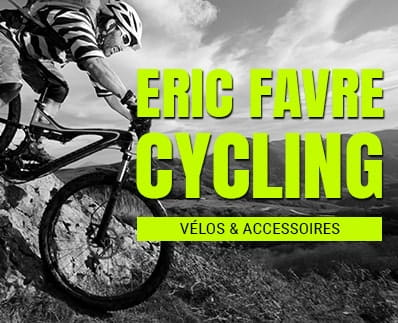 Eric Favre cycling