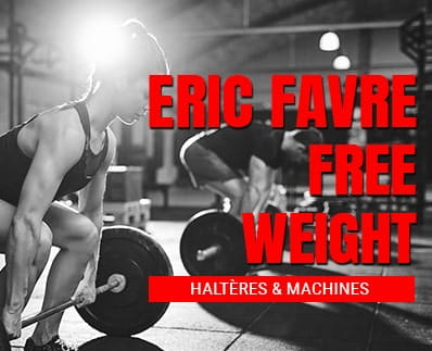 Eric Favre free weight