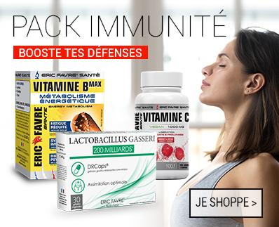 Pack Immunité Booster