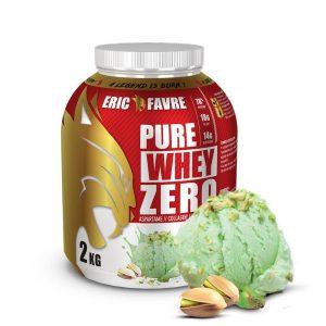 pure whey proteine pistache