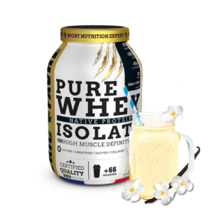 Pure Whey Isolate Vanille