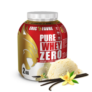 pure whey zero vanille eric favre sport