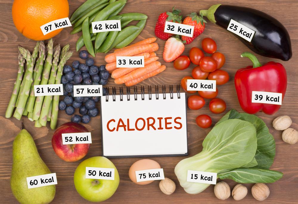 tableau des calories