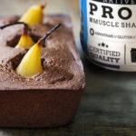 recette healthy fondant chocolat poire