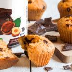 recette muffins cannelle banane raisins secs et chocolat
