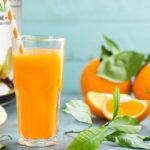 recette smoothie carotte orange et gingembre