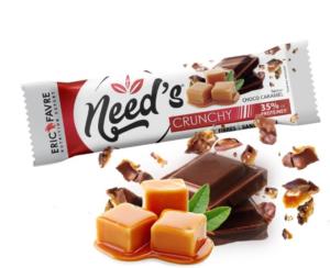 Barre protéinée Needs Chocolat caramel