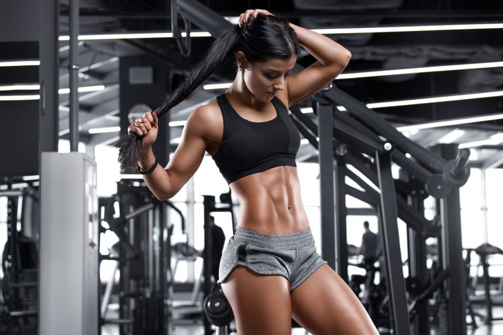 seche musculaire femme alimentation