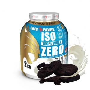 Iso Zero Cookie Cream Eric Favre Sport