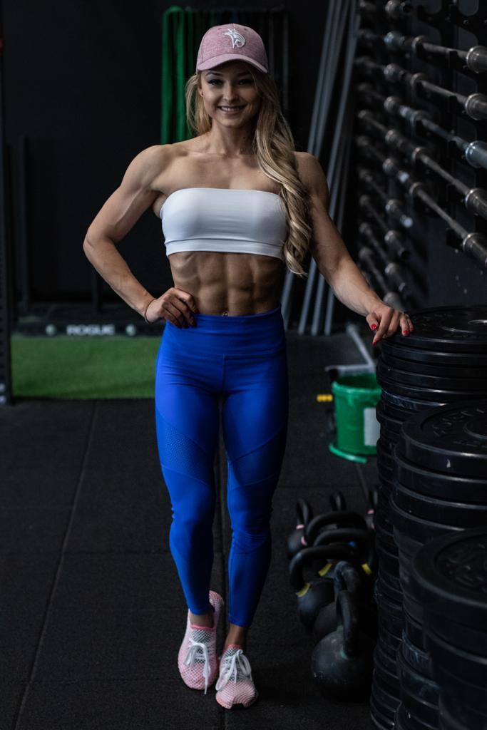 Ana Dumitrescu Athlete