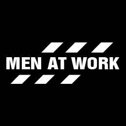 MEN AT WORK par Eric Favre
