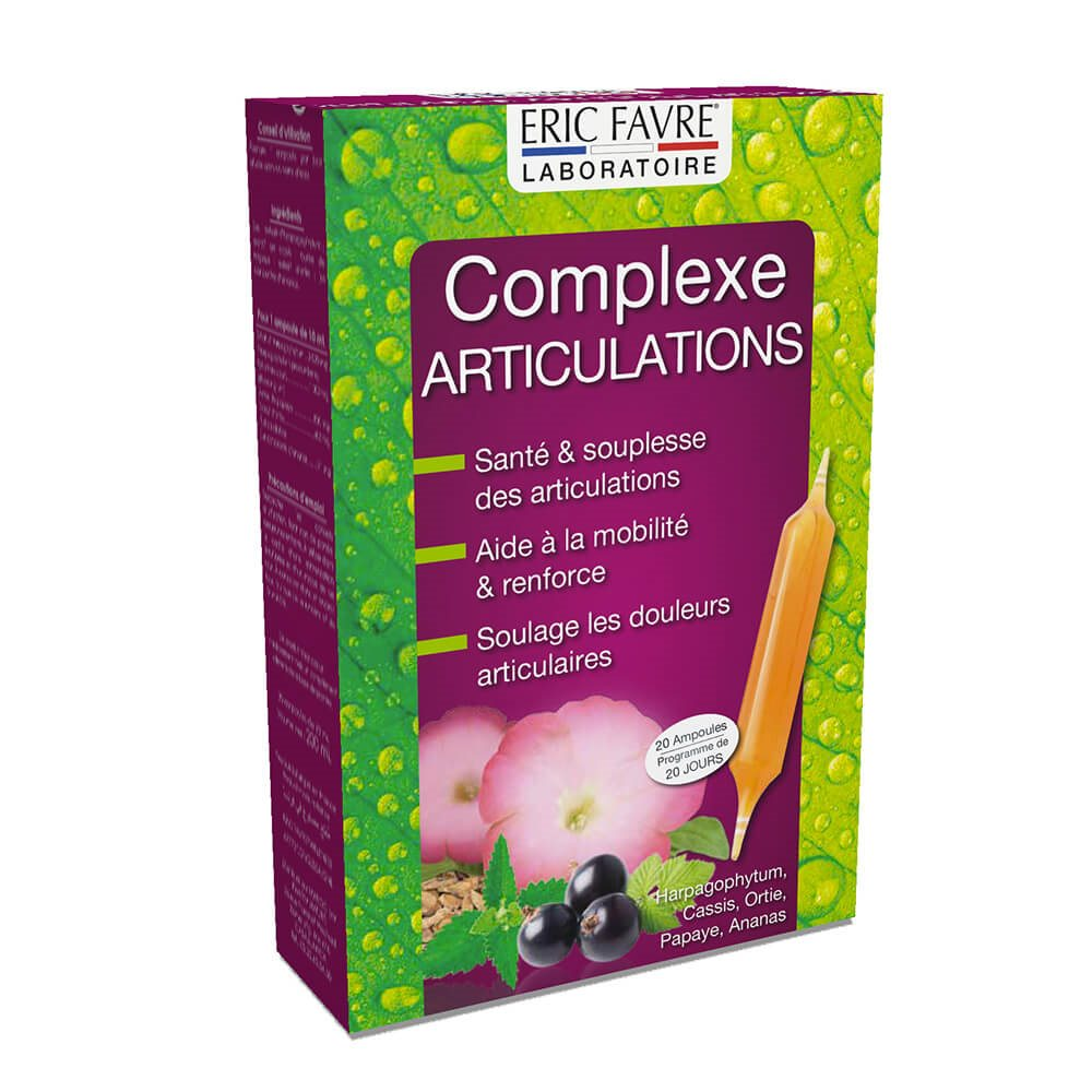 Complexe Articulations