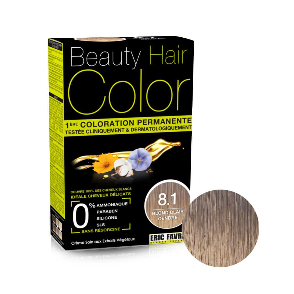 Beauty Hair Color