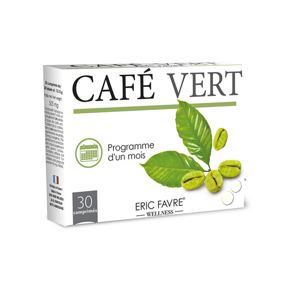 Café Vert - Programme Vitalité Et Minceur
