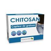 Capteur de graisses Chitosan 60 Gélules