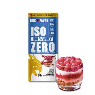 Echantillon ISO ZERO - SACHET