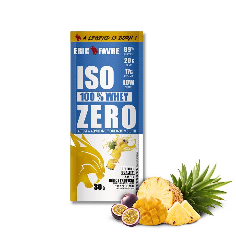 Unidose Iso Zero Délice Tropical