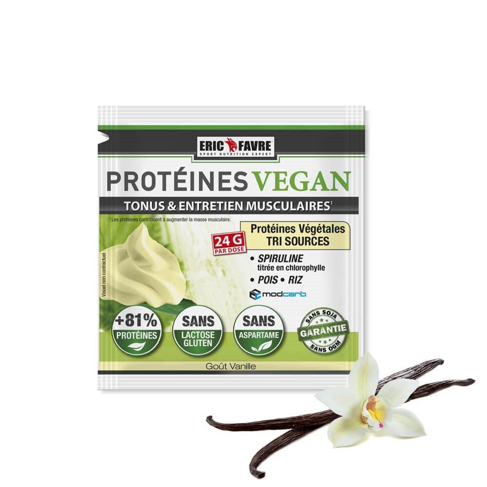Unidose Protéines Vegan