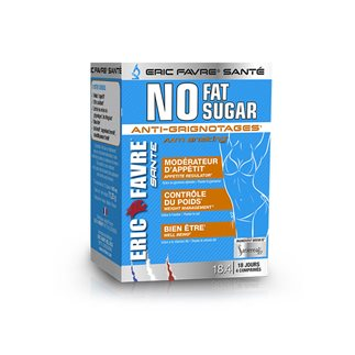 Coupe Faim No Fat No Sugar
