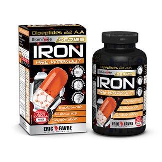 Iron Preworkout 120 Gélules