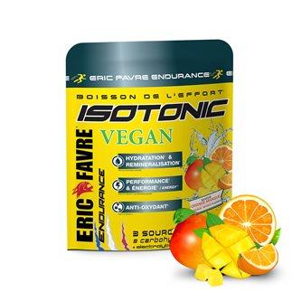 Boisson Energétique Isotonic Vegan