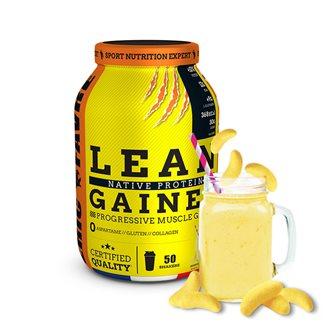 Lean Gainer - Protéines natives pour prise de masse progressive et contrôlée