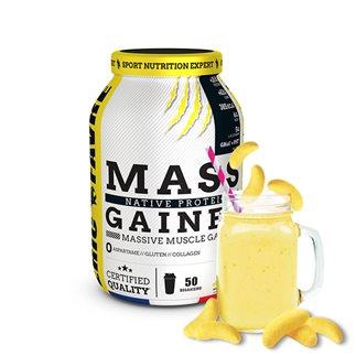 Mass Gainer - Protéines prise de masse rapide et contrôlée