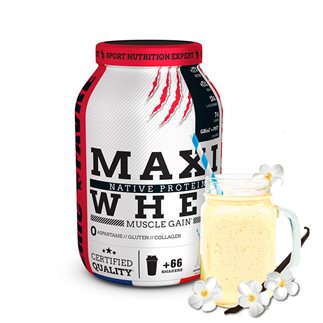 Maxi Whey Protéines Natives