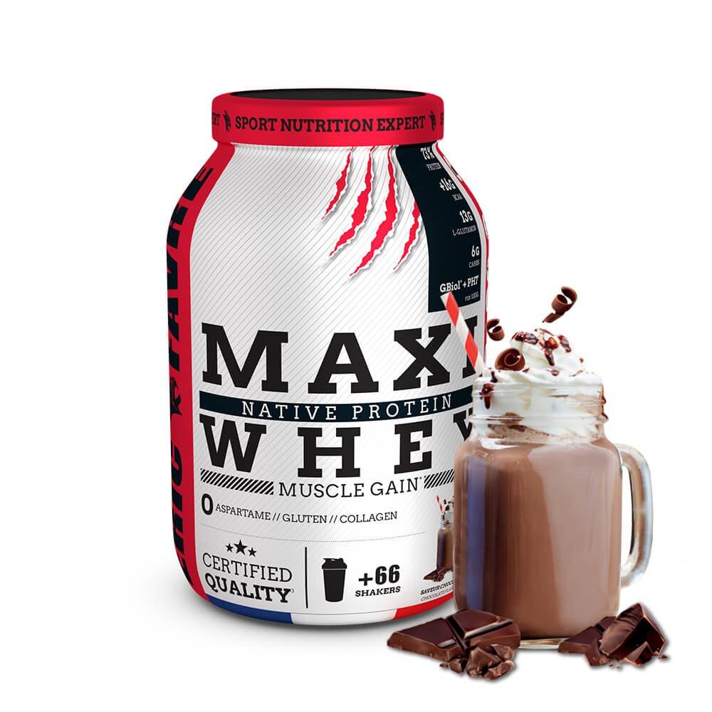Maxi Whey Native Protein