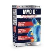 Myo D - Décontraction musculaire