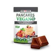 Pancakes Vegan - Petit Déjeuner Et Encas