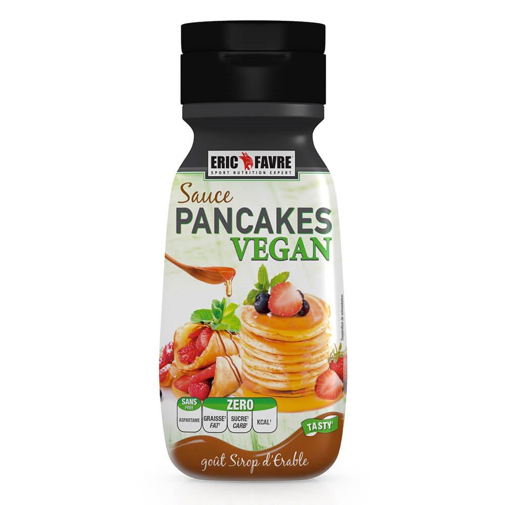 Sauce Pancakes Vegan