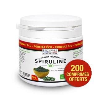 Spiruline Vegan Bio