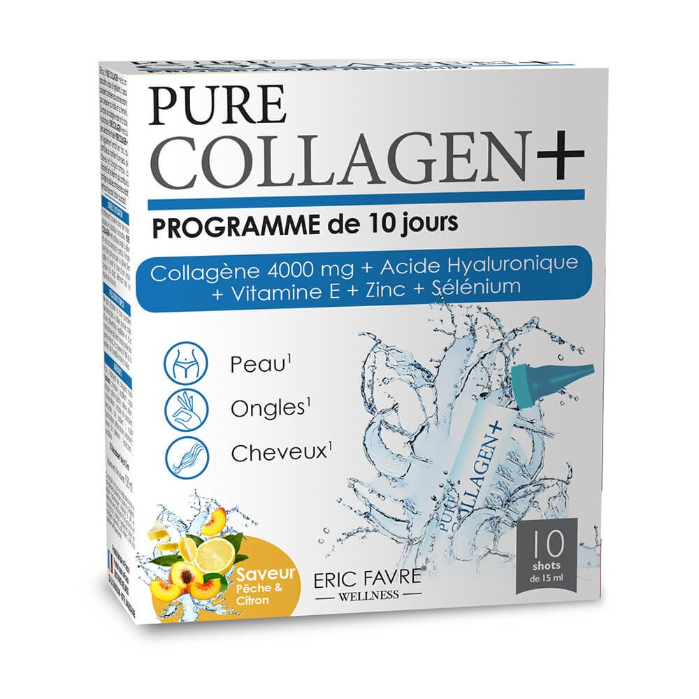 Cure 10 Jours Pure Collagen +