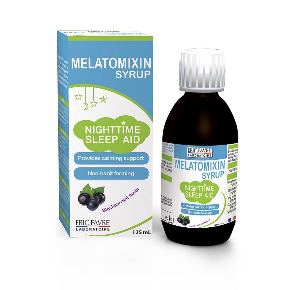 Melatomixin Sirop Pour Le Sommeil