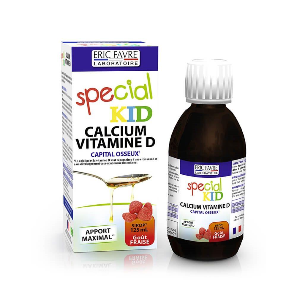 Sirop Special Kid Calcium Vitamine D