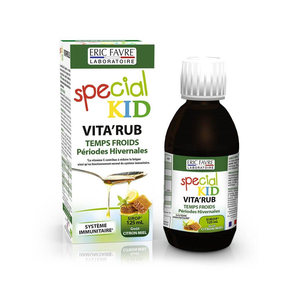 Sirop Special Kid Vita'rub
