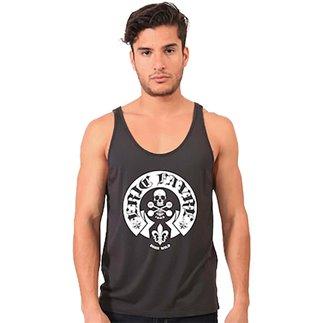 Tank T-Shirt Skull