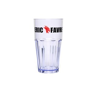 Verre Protéine Eric Favre (PET)