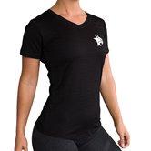Womens T-shirt Noir