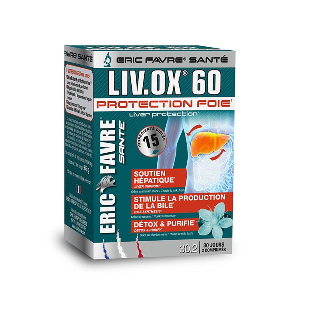 LIV.OX® 60 | Pour une Detox du foie efficace