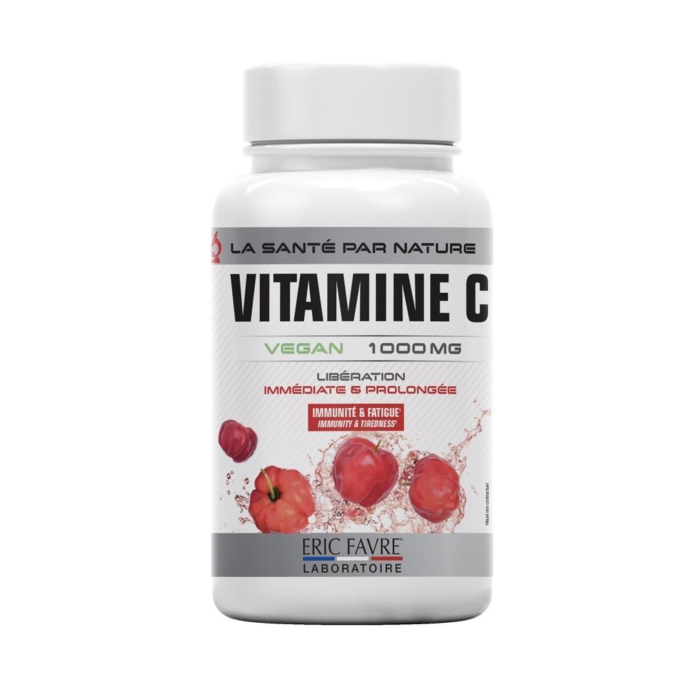 Vitamine C Vegan | Boostez Votre Tonus