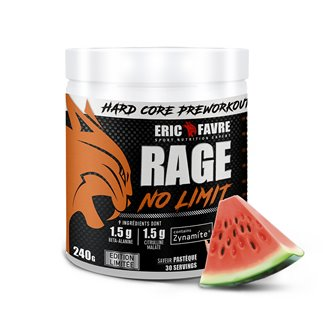 Rage No Limit - Hard Core Preworkout