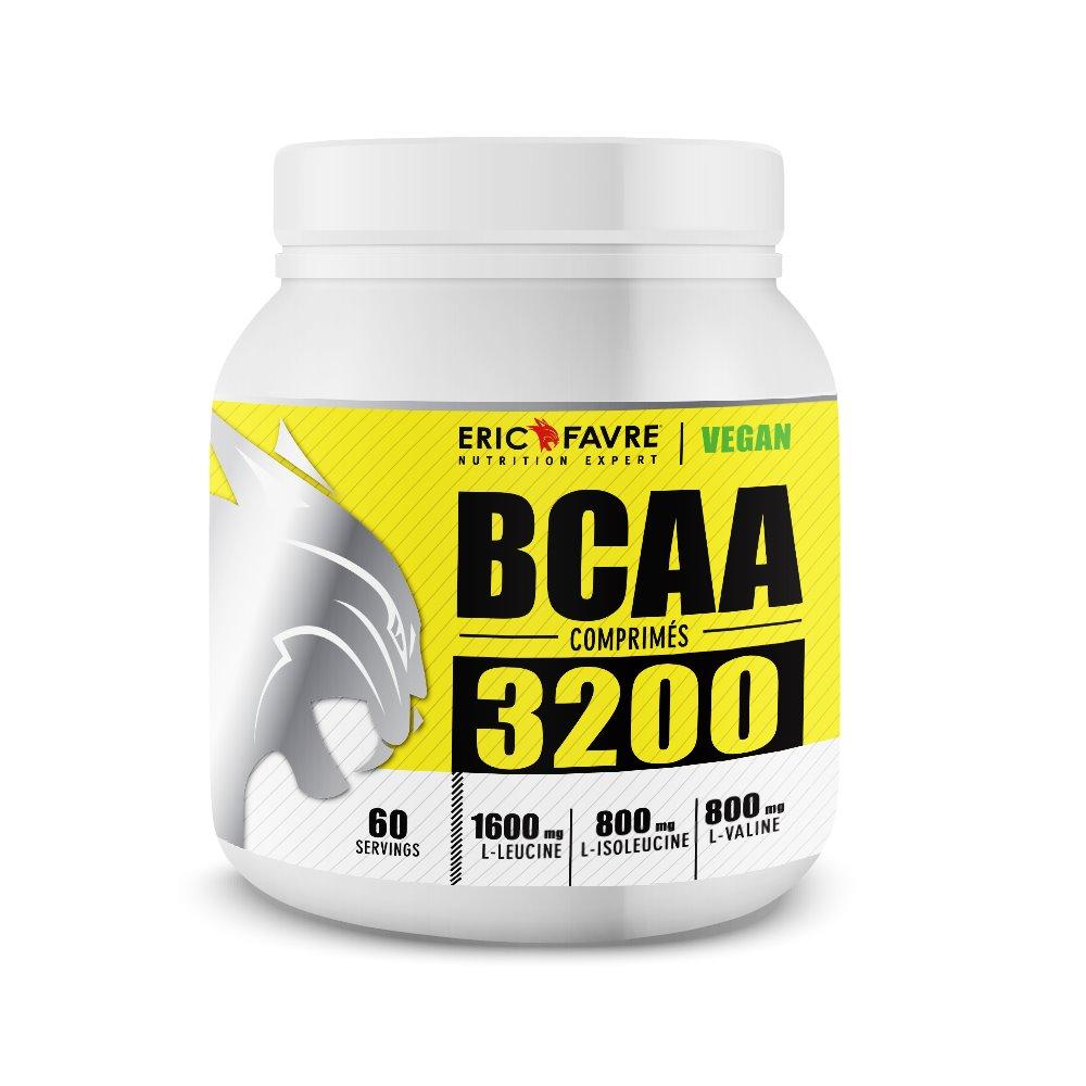 BCAA 3200 Vegan - Acides aminés essentiels