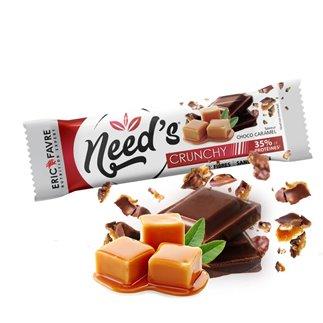 Barre proteinée Need's Crunchy - Choco Caramel
