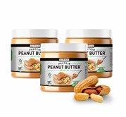 Peanut Butter - Beurre de cacahuète - Lot de 3